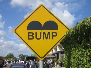 lump and bump